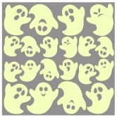 Ghosts Glow in the Dark Stickers