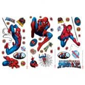 Wandsticker-Set Spider-Man