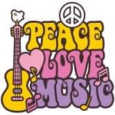 Peace Love Music 2