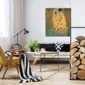 Canvas Klimt - De Kus