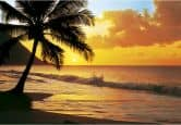 Pacific Sunset - Photo Wallpaper