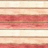 A.S. Création Holzoptik Tapete Côte d`Azur braun,creme, rot