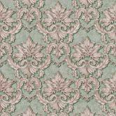 Architects Paper Tapete Luxury Classics grün, metallic, lila