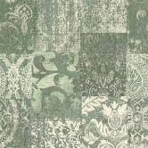 Architects Paper Tapete Luxury Classics creme, grün, metallic