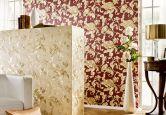 Architects Paper Tapete Nobile metallic, rot