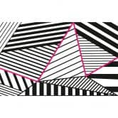 Architects Paper Fototapete Atelier 47 Stripes in 3D Optik