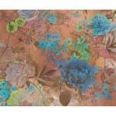 Architects Paper Fototapete Atelier 47 Colour Plants Blumen