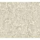 A.S. Création Tapete Havanna grau, metallic, weiß