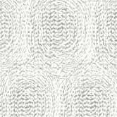 Architects Paper Vliestapete Alpha Ökotapete metallic, weiß