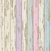 A.S. Création behang Best of Wood`n Stone 2nd Edition beige, roze, purper