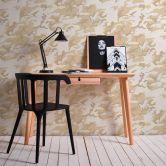 A.S. Création Vliestapete Boys & Girls 6 Tapete mit Camouflage Muster beige, braun, weiß