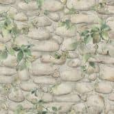 A.S. Création Il Decoro Papier peint effet brique - Vert