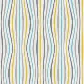 A.S. Création Tapete Pop Colors blau, gelb, grau