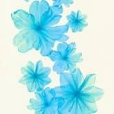 A.S. Création Tapete X-Ray blau, creme, metallic