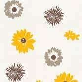 A.S. Création Vliestapete Happy Spring braun, gelb, weiß