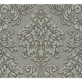 Livingwalls papier peint intissé Metropolitan Stories papier peint Lizzy Londres beige;gris;métallisé