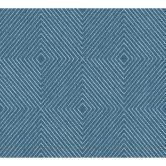 Livingwalls Vliestapete Metropolitan Stories Nils Olsson Copenhagen blau, metallic