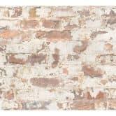 Livingwalls papier peint intissé Metropolitan Stories papier peint Paul Bergmann Berlin gris;orange;blanc