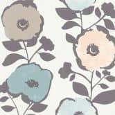 A.S.Création carta da parati Scandinavian 2 fiori