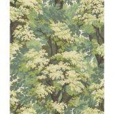 Barbara Home behang groen;olijf, mint