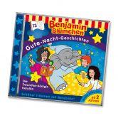 Wandtattoo Benjamin Blümchen - Gute Nacht Set + Hörspiel CD