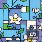 Sichtschutzfolie Bleiglas, 90 x 150 cm