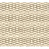Designdschungel by Laura N. Vliestapete mit Punkten im Metallic-Look matt glänzend metallic, weiß