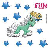 Wandtattoo Filly Unicorn Dreams Squeak