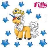 Wandtattoo Filly Unicorn Dreams Gaia