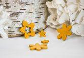 Filz Streudeko Blumen