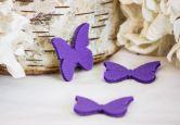 Filz Streudeko Schmetterling