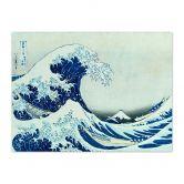 Fotopuzzle Hokusai - Die große Welle von Kanagawa