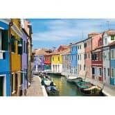 Fotomurale – Colori a Venezia