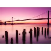 Fototapete Vliestapete San Francisco Bay (Rolle)