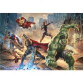 Papier peint photo - papier - Avengers Street Rage