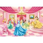 Papier peint photo - papier - Disney Princess Ballroom