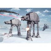 Fotobehang Papierbehang Star Wars Battle of Hoth