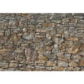 Fotomurale in carta - Muro di pietre