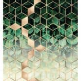 Fotomurale Fredriksson - geometrie naturali