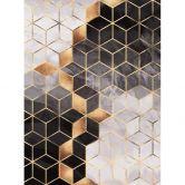 Papier peint photo Fredriksson - Smoky Cubes