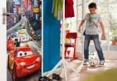 Fototapete Papiertapete Disney Cars Tokio