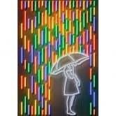 Fototapete Mielu - Rain