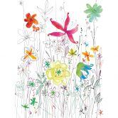 Papier peint photo - intissé - Joli