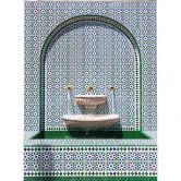 Fototapete Colombo - Brunnen in der Alawi Moschee im Oman