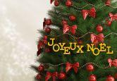 Baumschmuck Joyeux Noel