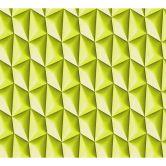 Livingwalls 3D Tapete Harmony in Motion by Mac Stopa grün