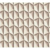 Livingwalls 3D Tapete Harmony in Motion by Mac Stopa beige, braun, creme