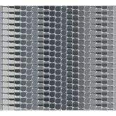 Livingwalls 3D Tapete Harmony in Motion by Mac Stopa grau, metallic, weiß