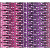 Livingwalls 3D Tapete Harmony in Motion by Mac Stopa grau, rot, lila