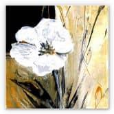 Wandbild Niksic - Modern Flower